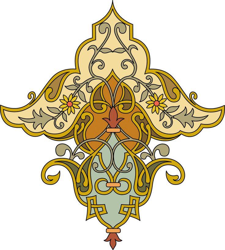 31-islamic Persian Pattern