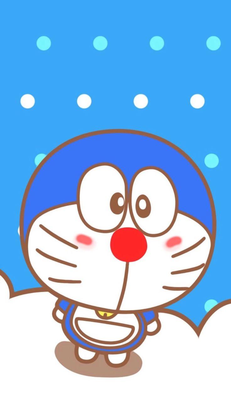Doraemon Lockscreen (fits iPhone 7Plus)
