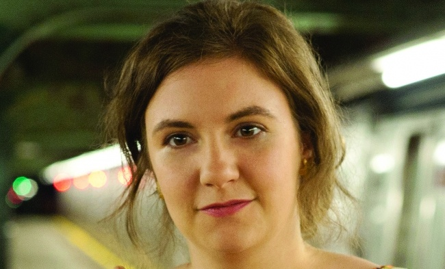 Lena Dunham, Director/Writer/Producer--you'll want to hear the shit this girl says