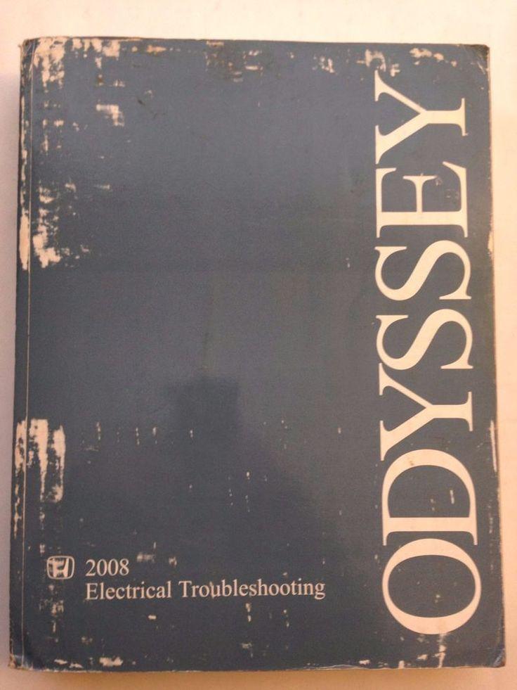 2008 honda odyssey repair manual pdf