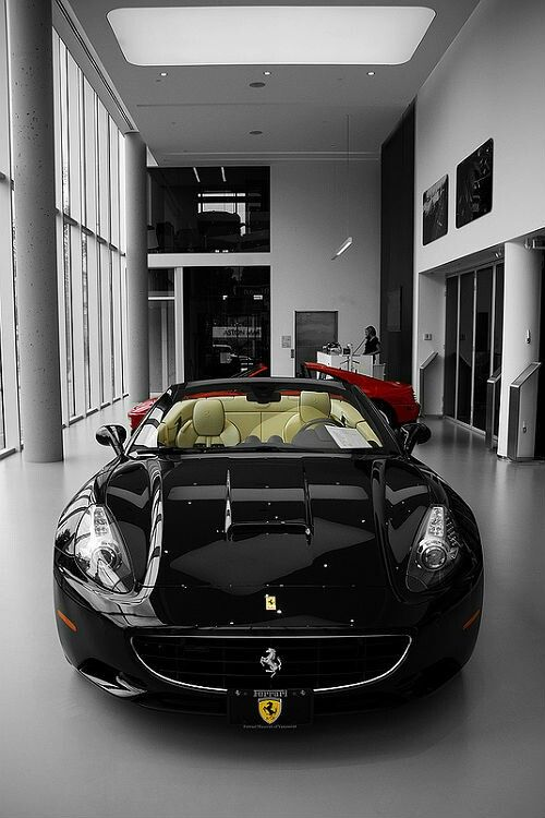#Ferrari #California