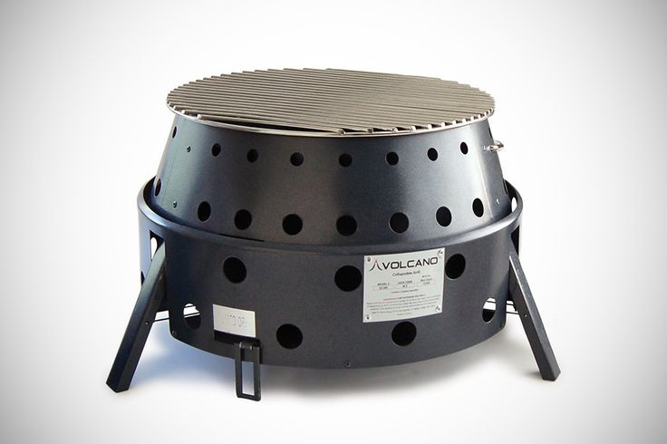Volcano Grills Portable Camping Stove - Madeofmillions.com