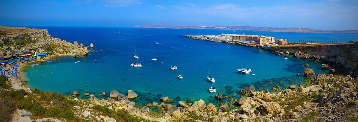 Malta - nord - Paradise Bay - spiagge di sabbia