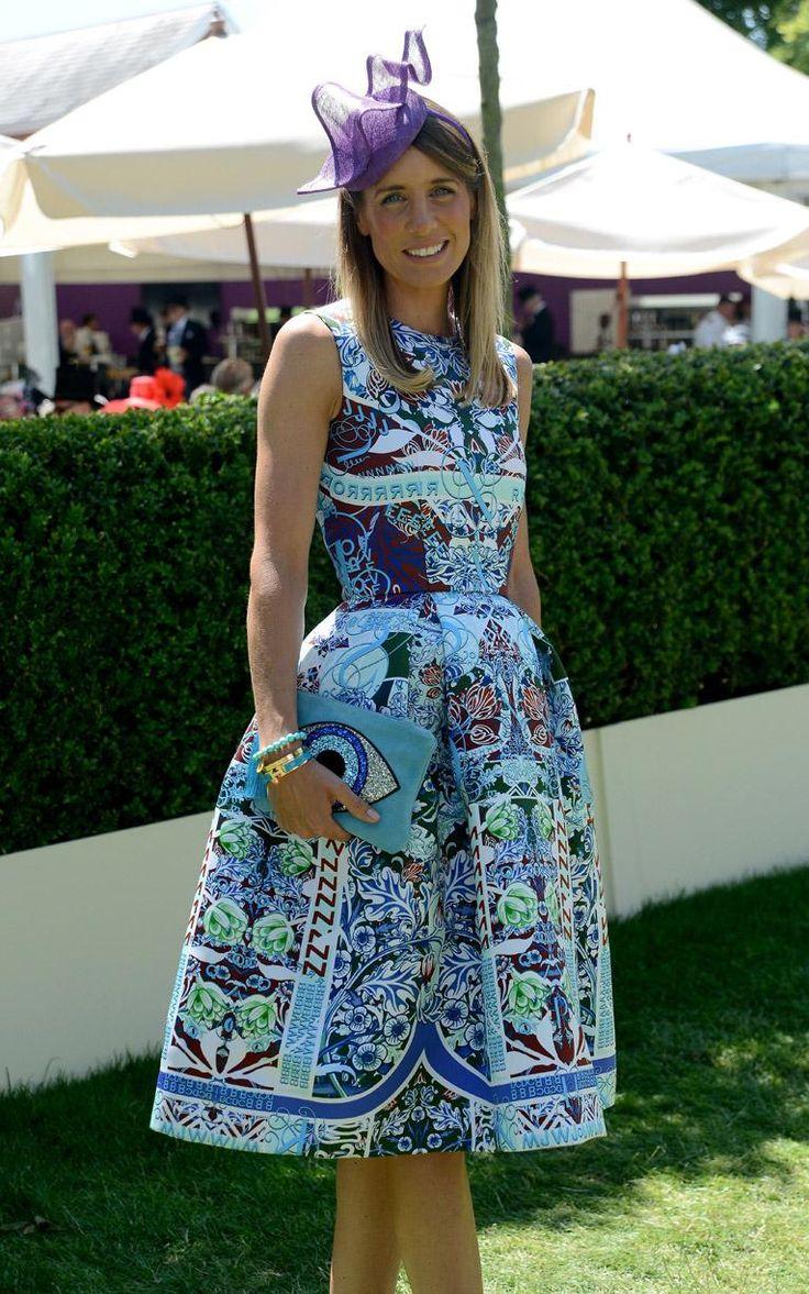 Ziemlich Royal Garden Party Dresscode Fotos - Brautkleider Ideen ...