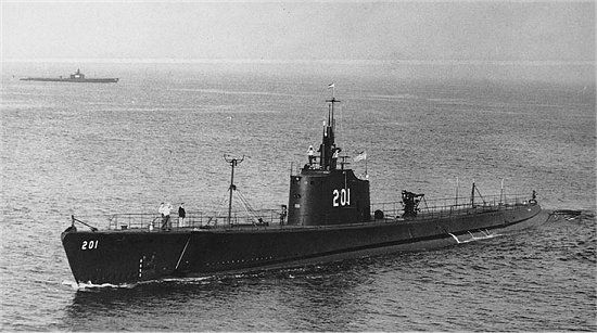 US Navy Submarine, USS Triton (SS-201) operated out of Brisbane Submarine Base during WW2 - Was it sunk by friendly fire?