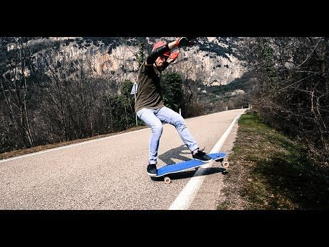 Alternative Longboards | Springing and Scouting with Martin Botticchio