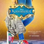 Sonam Kapoor's upcoming movie which name is 'Khoobsurat' isremake of 1980 classic comedy and romantic film. This film will beforthcoming film of Sonam Kapoor so Sonam is very excited to her upcoming film. The first poster is released today. The is...
