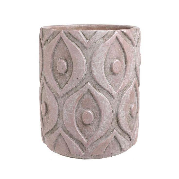 Ceramic Flower Pot - Pots - DECORATIONS - inart