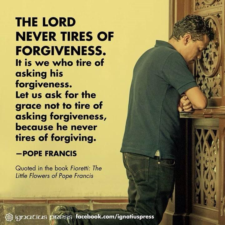 Confession breaks the shackles of sin! Source: The Catholic Study Fellowship.