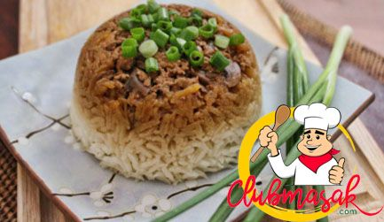 Resep Nasi Tim Daging, Resep Hidangan Cina Favorit, Club Masak