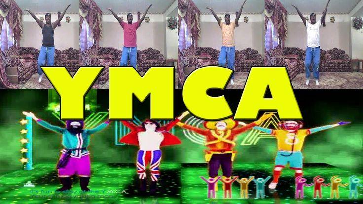 "just dance 2014 ""YMCA"" 5 Star Gameplay"