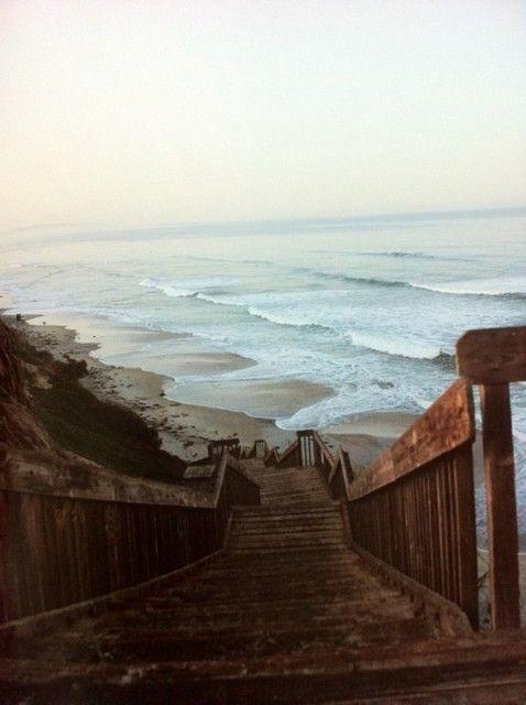 """""""my life is like a stroll on the beach..as near to the edge as I can go.""""  ~Thoreau"""