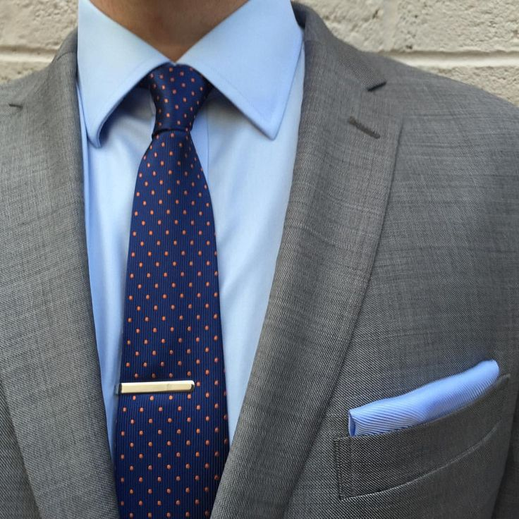 Handkerchief - Light blue twill with stylish white anchors Notch Bsxjk