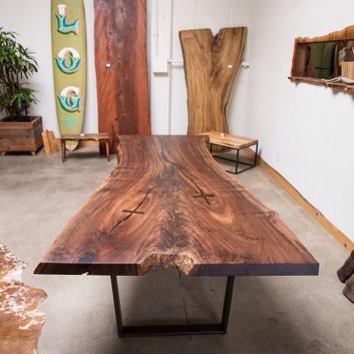 68 best Live Edge Work by Made Lumber images on Pinterest