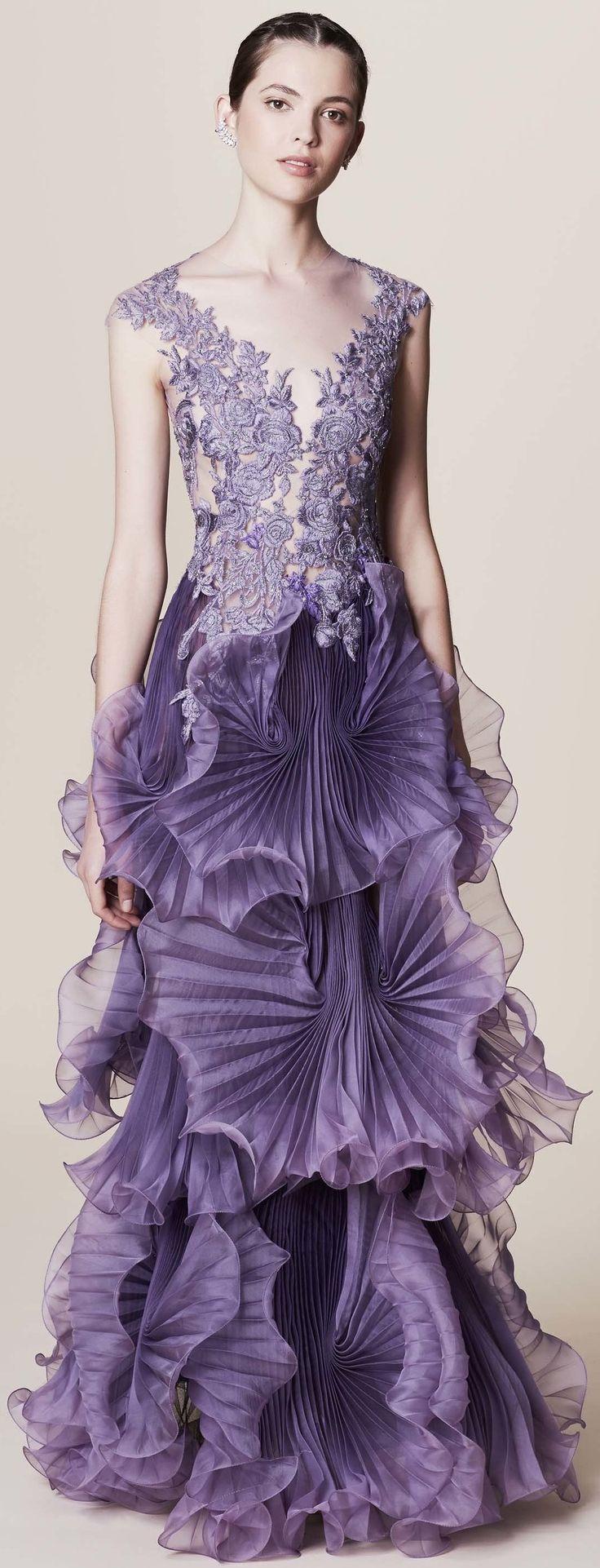 1087 best Vestidos e roupas de festa images on Pinterest | Evening ...