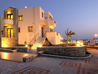 Pefki Brand new (2011) luxurious villas with swimming pools and sea view balconies