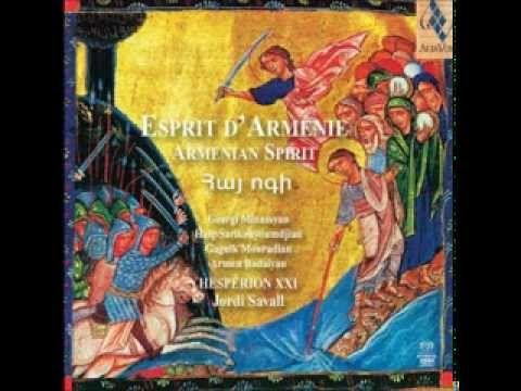 ▶ Armenian Spirit: Jordi Savall (Armenia) - YouTube