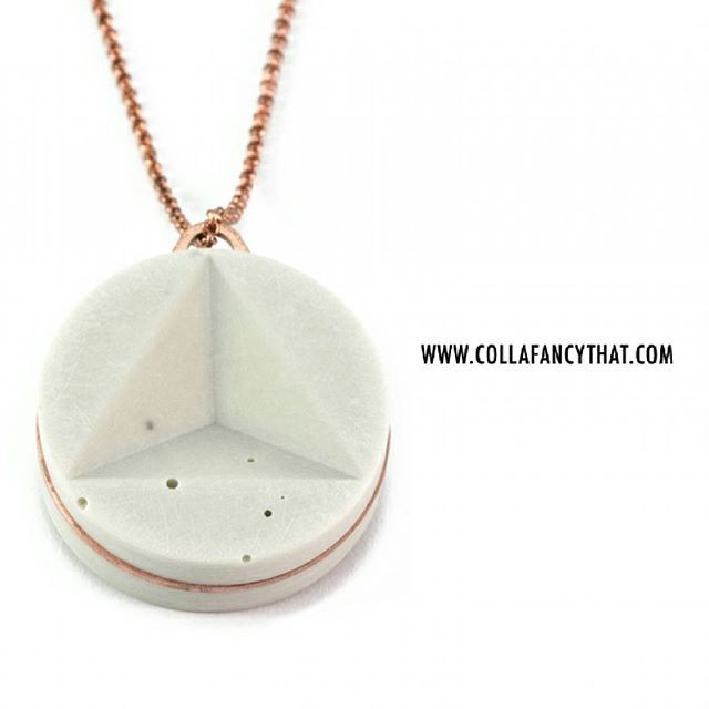 COLLA™ • SOLID COLLECTION • PENDANT 1610 | For more details visit our website collafancythat.com