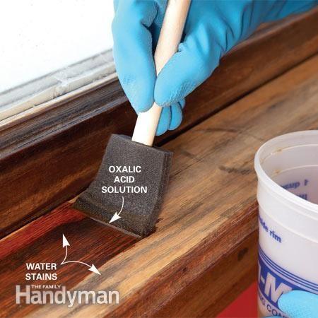 Trim Repair How To Fix And Revive Trim Wood Repair