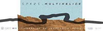 "Exposicion audiovisual proyecto STARS - MULTIHELICE ""Itinerarios de Innovacion Social""  - Antofagasta Chile 2017"