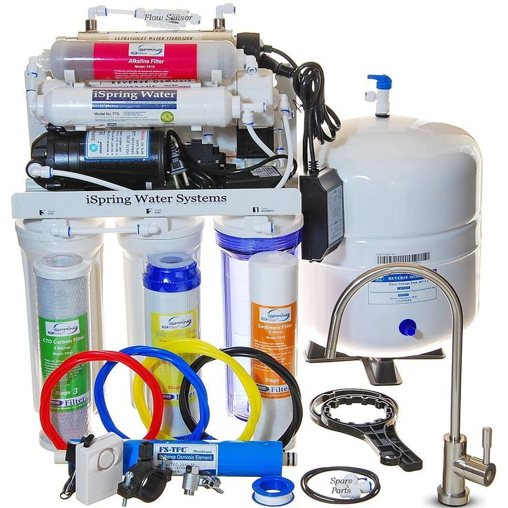 1000 Ideas About Reverse Osmosis System On Pinterest