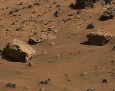 Mars meteority