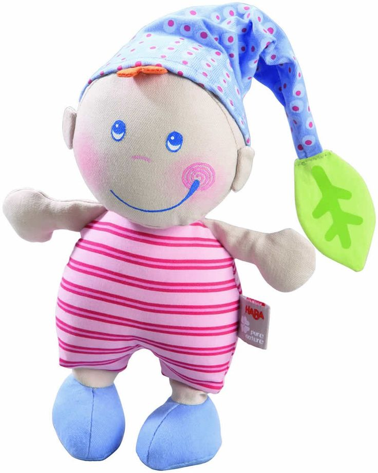 HABA Pure Nature Doll Leafy Pixie