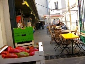 Marché des Enfants-Rouges - Eateries