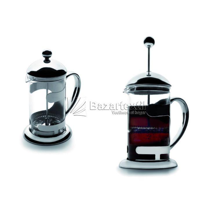 Cafetera Kristall Embolo Ibili - Bazartextil.com