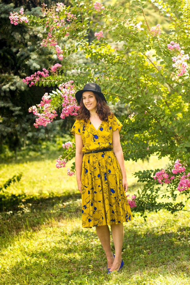 personal style, fashion, dress, floral, hat