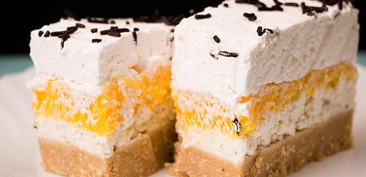 10 sütés nélküli, krémes finomság fél órán belül - Receptneked.hu - Kipróbált receptek képekkel