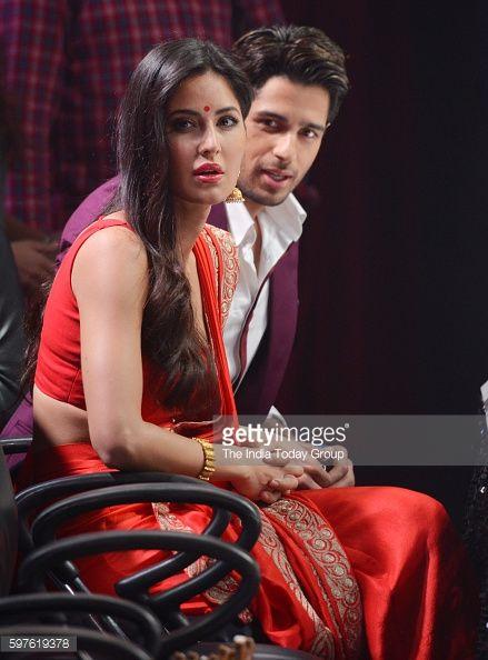 News Photo : Sidharth Malhotra and Katrina Kaif during the...