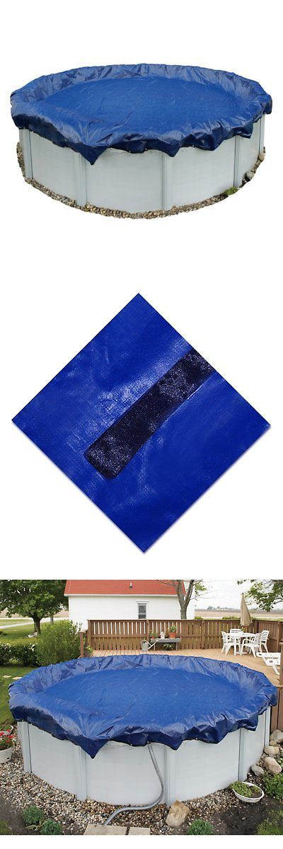 Spa and Hot Tub Covers 181074: Blue Wave 15-Year Round Above Ground Winter Pool Cover -> BUY IT NOW ONLY: $107.18 on eBay!