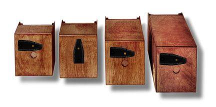 Pinhole camera 4x5 formats Pi