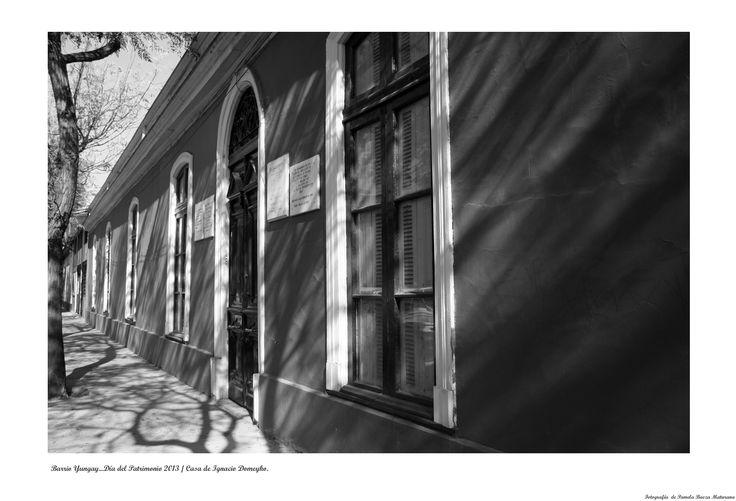 Casa de Ignacio Domeyko cientifico reconocido de nuestra historia.