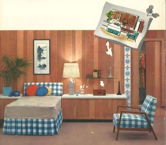 1957   1950s BedroomMid. 182 best 1950s Bedroom images on Pinterest   1950s bedroom