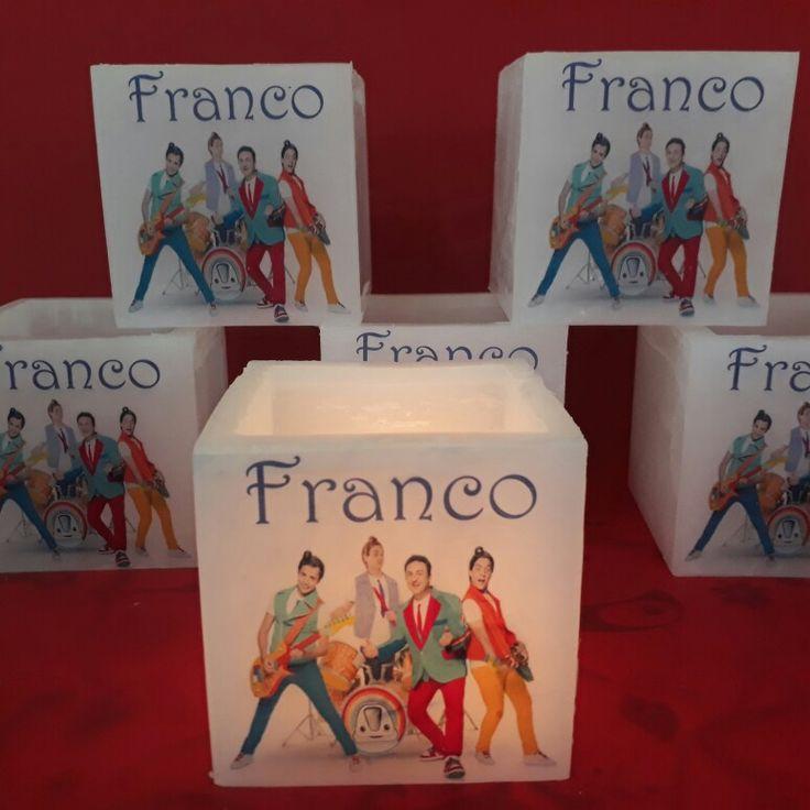 #fanales #disney #topa Junior express #pimpollitovelas #souvenir #centrosdemesa