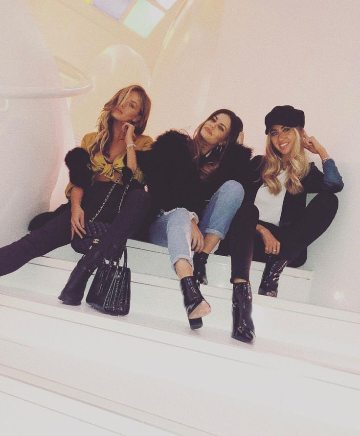 Frankie Gaff & Emily Blackwell & Sophie Habboo | Made in Chelsea