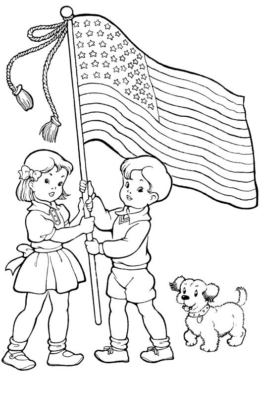 4th Of July Coloring Pages The Free To Print Are