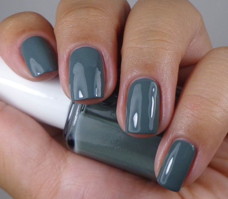 Winter Nail Polish Colors: 25+ Best Ideas About Solid Color Nails On Pinterest