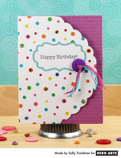 Cute birthday card: Dots Birthday, Pencil, Handmade Card, Greeting, Happy Birthday Cards, Shower, Cards Birthdays, Cute Birthday Cards, Crafts Diy Cards Gift