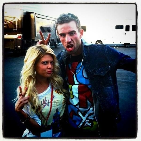 Chanel West Coast And Ryan Sheckler