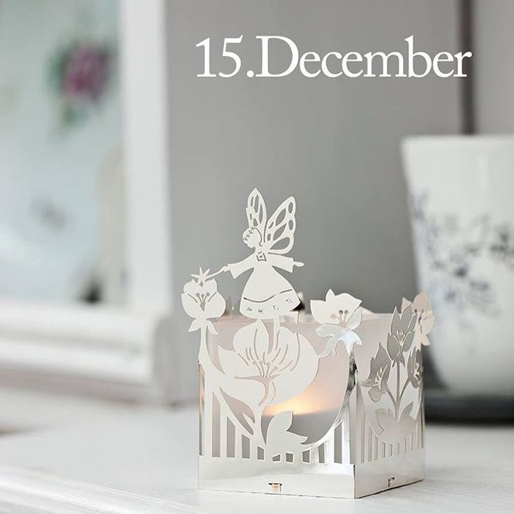 Good morning, Tuesday, 15th of December. The design of the day is our Tealight holder, Fairy. Like our Facebook page & the post of the day and you might be the lucky winner! The Tealight holder, Fairy, costs 89,- dkk in our web-shop www.jettefroelich.dk, but for today only! (Normal price 139,-) #christmascalendar #christmasgiveaway #facebook #tealightholderfairy #jettefrölich #jettefroelich #jettefrölichdesign #jettefroelichdesign #danishdesign #scandinaviandesign