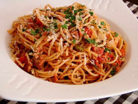 Le+VideoRicette+di+Gioia:+Spaghetti+al+Tonno