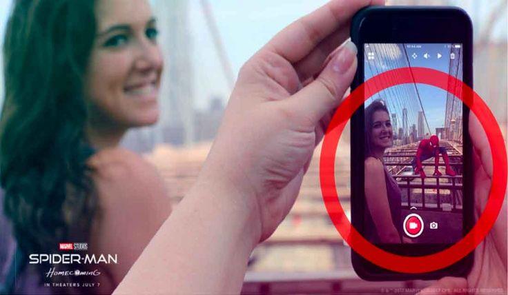 La realtà aumentata è in continua evoluzione e grazie ad Holo AR potremo aggiungere ologrammi alle nostre foto.