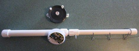 Make your own survival fishing rod for Make your own fishing rod