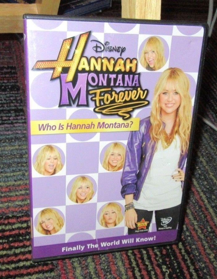 who is hannah montana