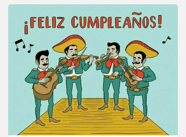 31 best Birthday Greetings images – Birthday Greeting in Spanish