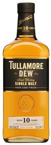 Tullamore Dew 10yr Single Malt Irish Whiskey