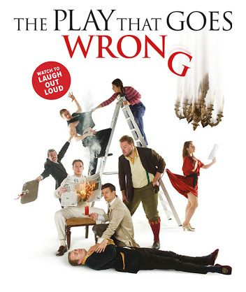 Image result for the play where everything goes wrong